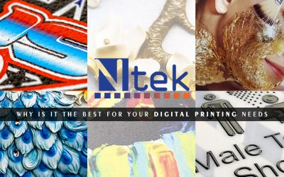 Why Ntek UV Printer Is The Best For All Your Digital Printing Needs?