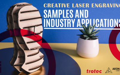 Creative Laser Engraving Samples and Industry Applications You Must Know